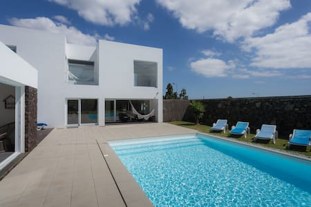 #1 Modern Luxury Villa in Ponta Delgada with Pool!