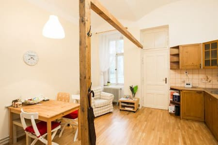 Great appartment close to city center - Prague