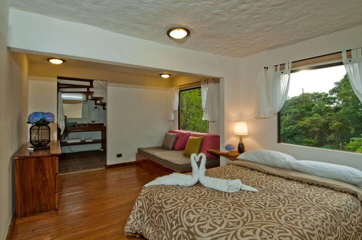 Mágico apartamento en el corazón de Monteverde