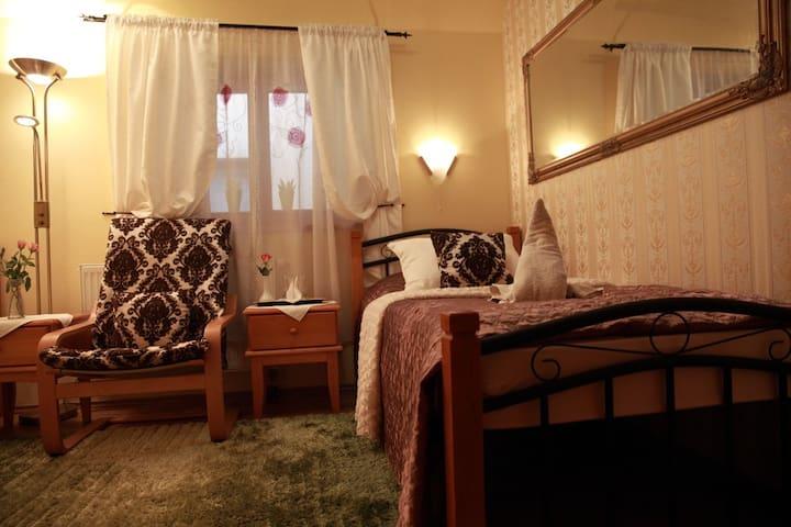 Ubytovanie u Krba v pokojnej časti Nitry