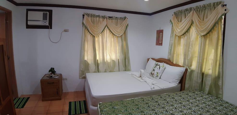 Isla de Paz Private Beach - Aircon Room # 4