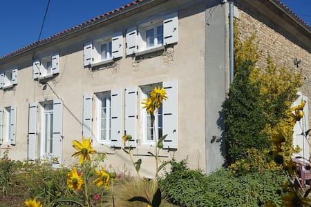 chambres chez l'habitant sud Charente