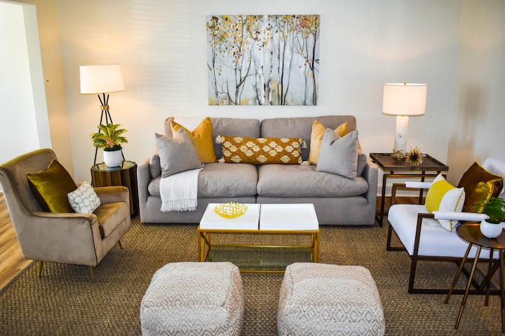 Amazing Apartment Newly Furnished