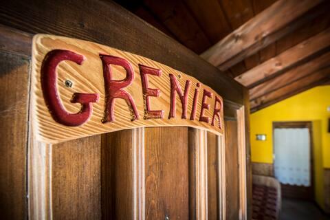 Toujours Felix      alloggio  - GRENIER -