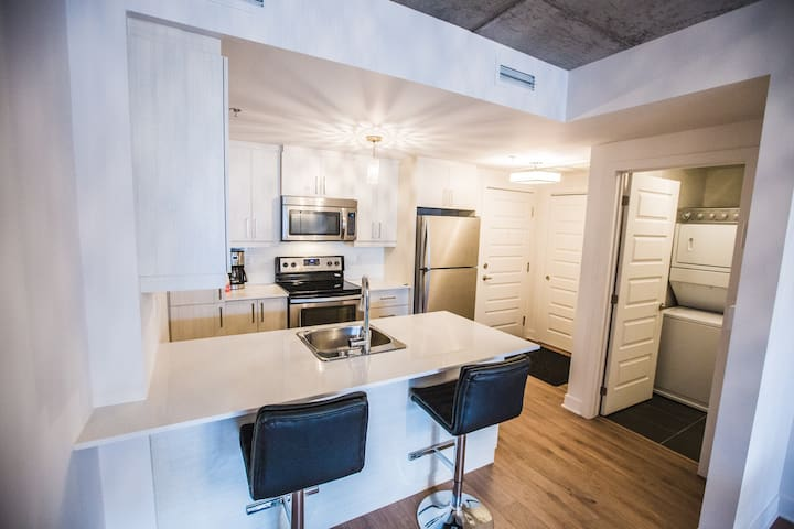 CHARMING MODERN CONDO DOWNTOWN MTL - Montréal - Appartement