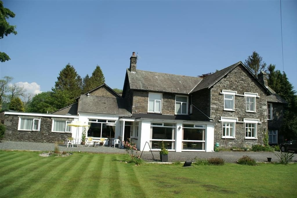 Coniston Old Man 1, Coniston, Lakes Cottage Holidays