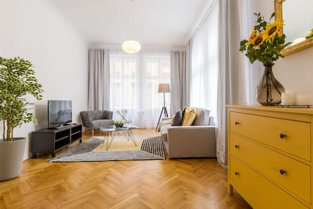 Old Town Square luxury NEW Apartment ***** - Prag - Wohnung