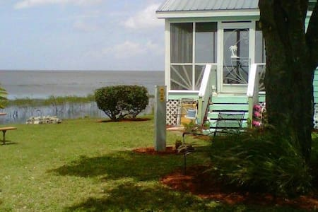 The beach cottage @lake okeechobee