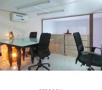 Cozy self-contained home office - Mumbai - Townhouse