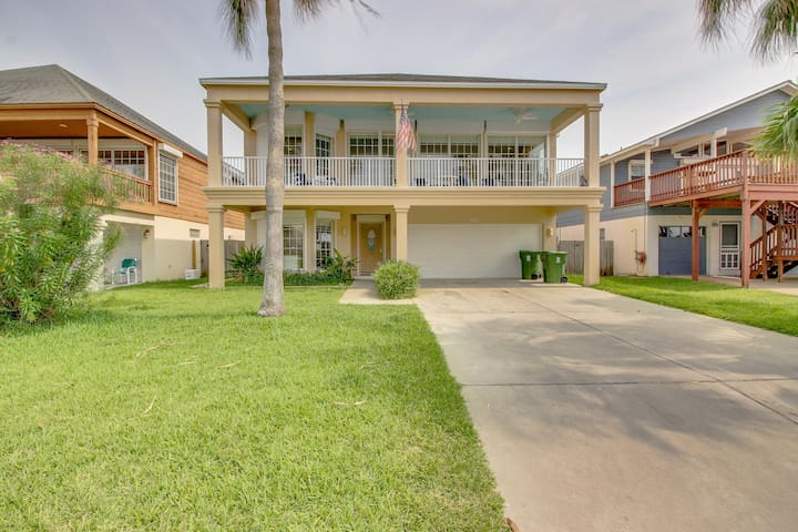 Airbnb South Padre Beach Houses