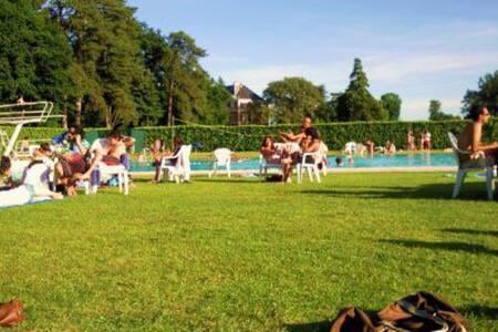Beau studio dans  domaine sportif - Savigny-sur-Clairis - Casa