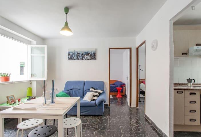 Cosy apartment close to the beach and city center - València - Huoneisto