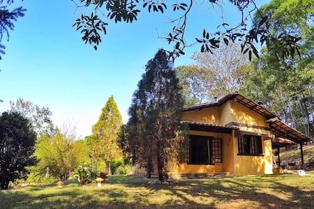 Sítio Recanto do Guerreiro Betim - Betim - Cottage