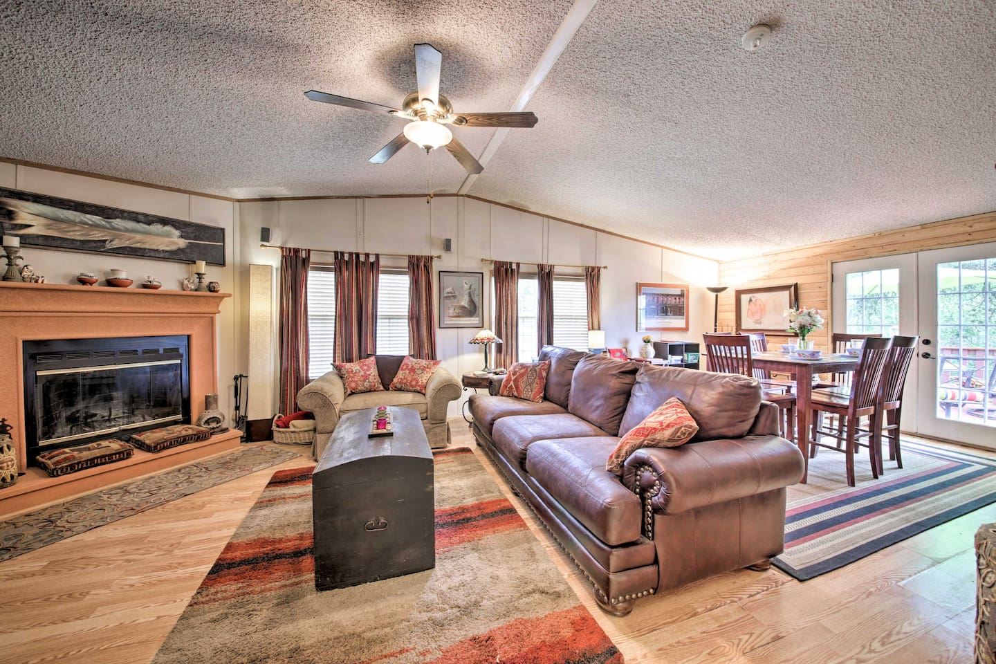 Book your Canyon Lake escape to this charming 3-bedroom, 1-bath vacation rental!