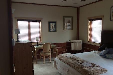 Freedom River Retreat (Suite 1)