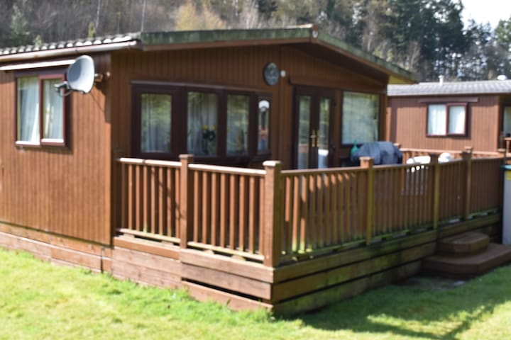 Lodge 58 Caer Beris Holiday Estate - Builth Wells