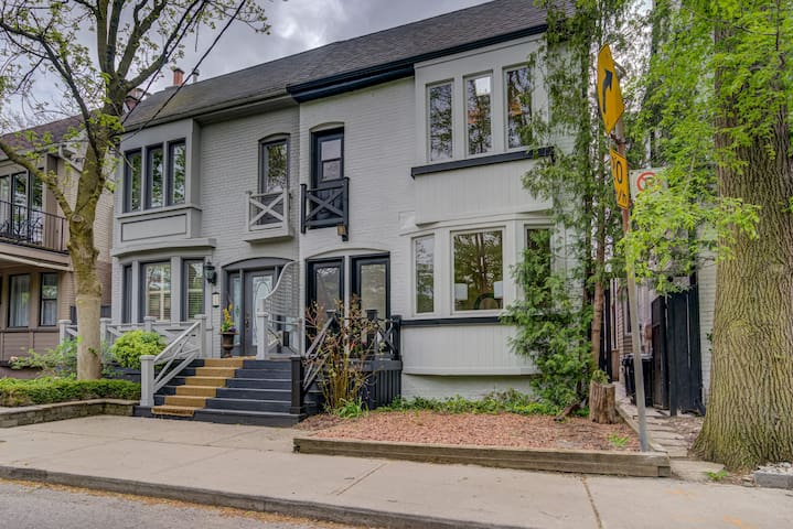 Modern & Cozy Space Located In The Heart of DTN