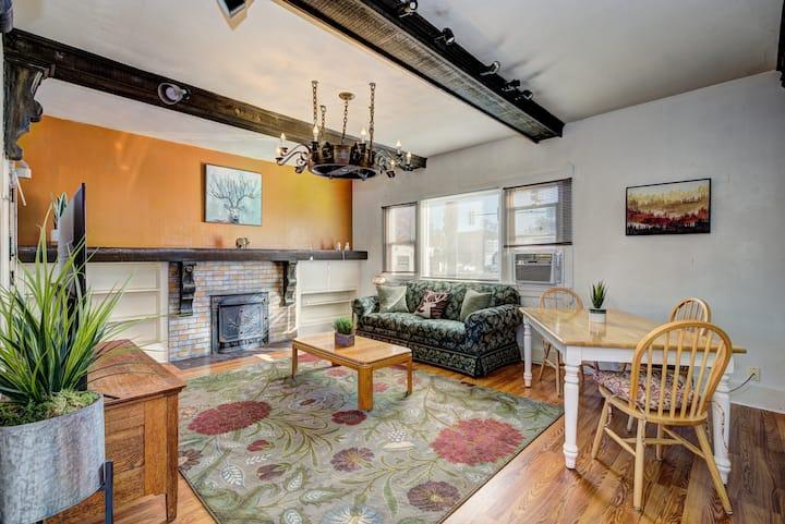 Burns Downtown Apartment - Boise History