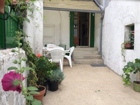 'Chez Lulu' Gîte d'étape Bourgogne Morvan