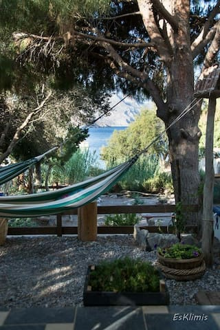 Best place to be on the beach!!! - Kalimnos - Rumah