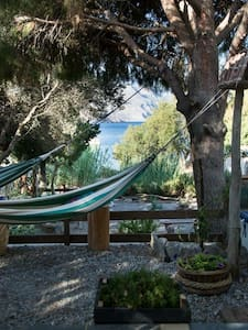 Best place to be on the beach!!! - Kalimnos - Hus