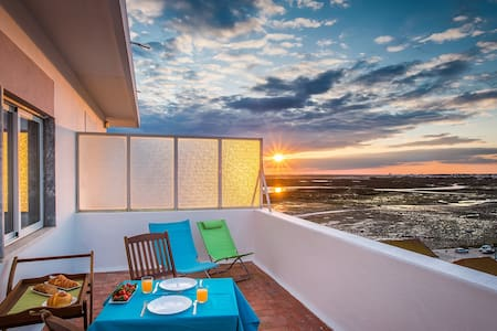 Magic View - Faro Center - Apartment