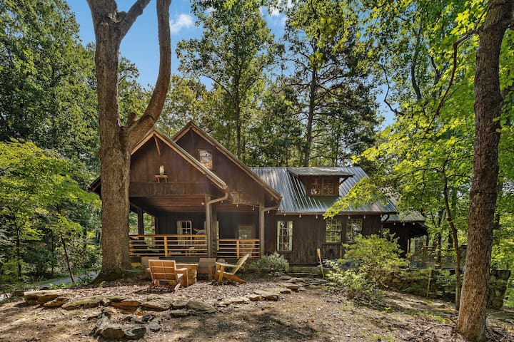 Not Johnny's Cabin - Mr Lake Lure Vacation Rentals