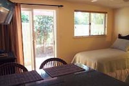 Cozy, modern studio perfect for kiters and surfers