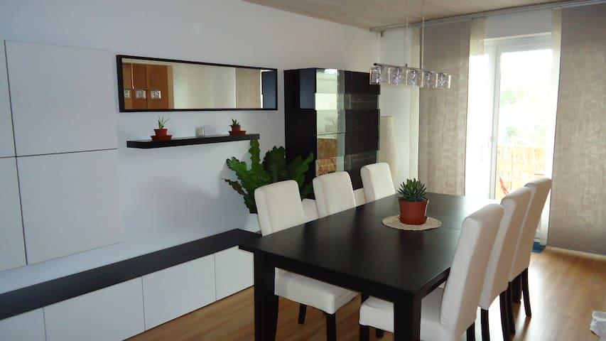 Joli appartement et vue imprenable