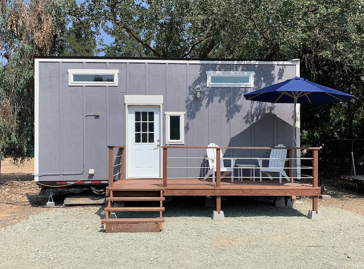 Ranch Vibe Tiny House Living