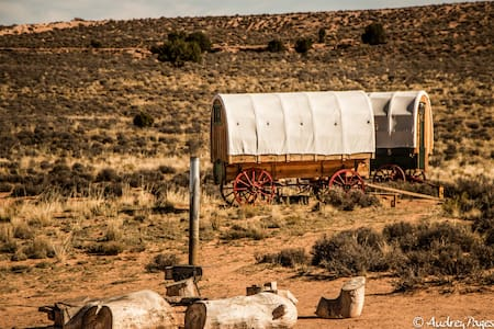 Sheep Wagon Glamping on Navajoland - Page