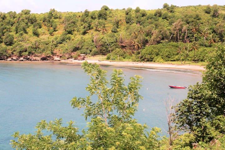 Crochu Beach