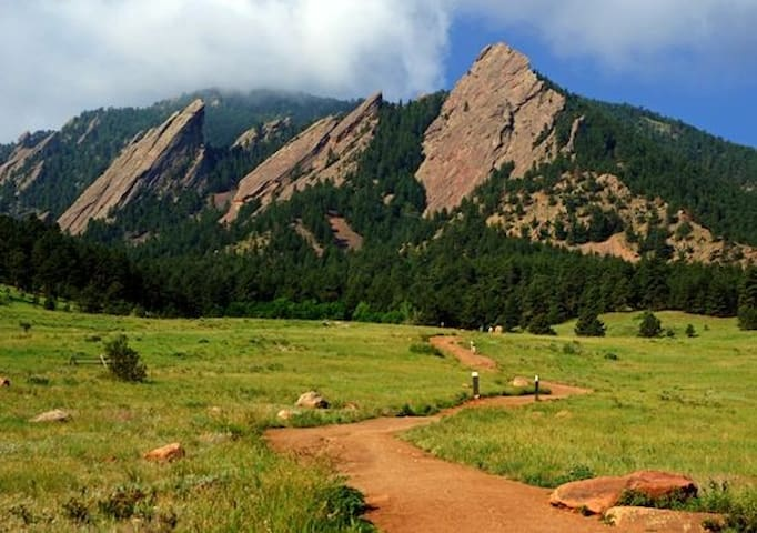 Experience Boulder, Walking distance to Downtown! - Boulder - Apartmen