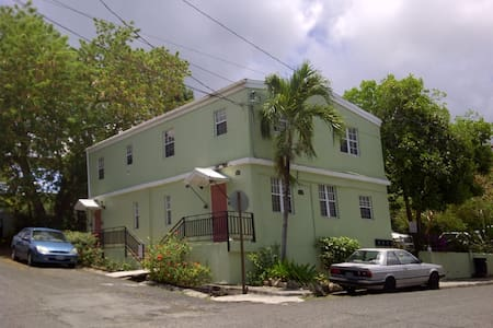 Cozy Corner on E Street - Christiansted