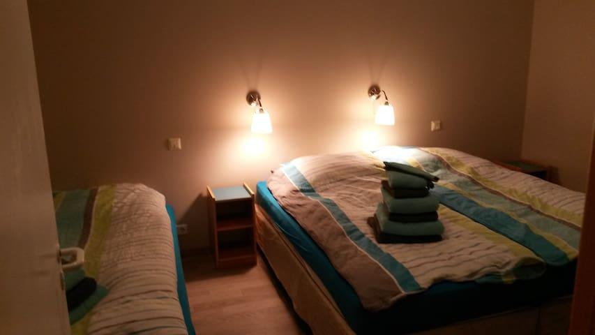 Skyggnir B&B 6 - 3 bed room w/ nice view