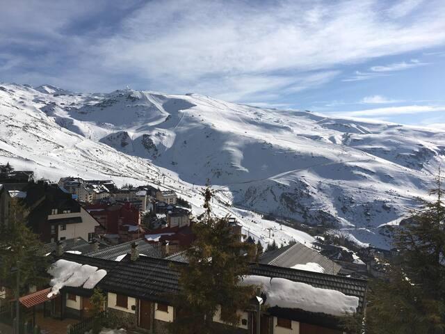 Apartamento Zona Media Alcazaba Sierra nevada