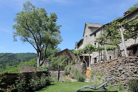 Les Cessenades : Chambres d'hôtes .Prix /chambres - Saint-Frézal-de-Ventalon