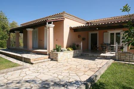 SPIROS HOUSE ISSOS - Agios Georgios - Villa