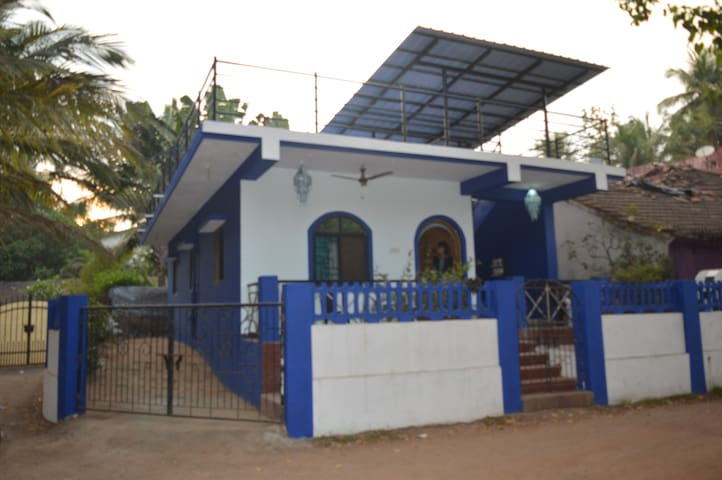 CASA NAIK - 2Bhk Entire Bungalow in Arpora,Goa