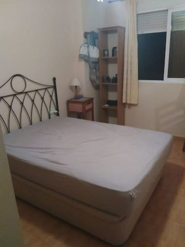Habitación piso 2 dormitorios - Murcia - Apartamento
