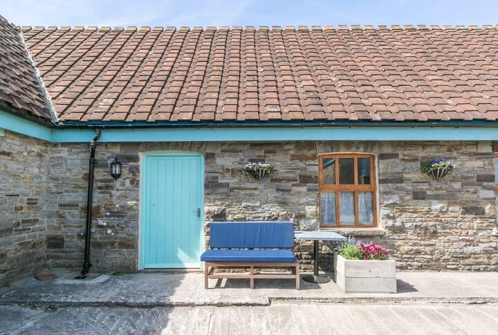 The Milking Parlour - Tyn Cellar Barns