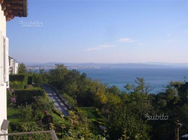 Camera riservata in Villa Liberty a Miramare - Grignano - Vila