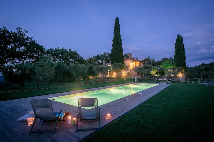 Villa delle Crete