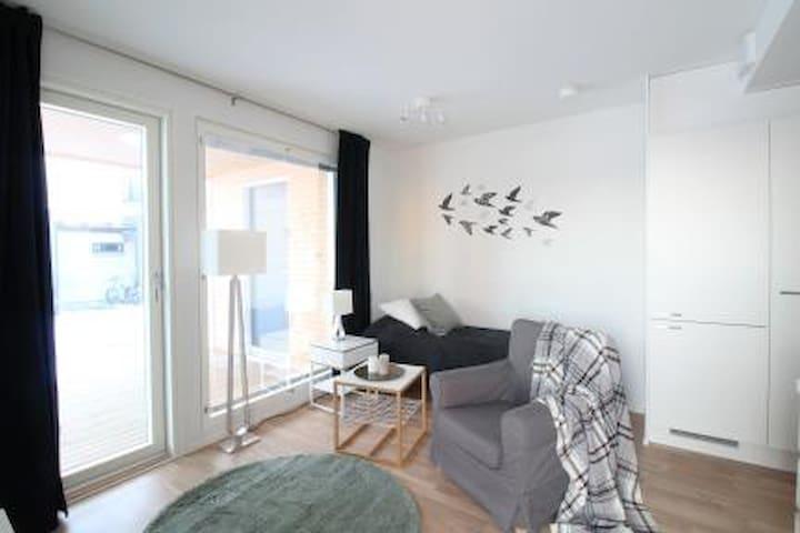 Stylish studio in Tikkurila - Vantaa - Lägenhet