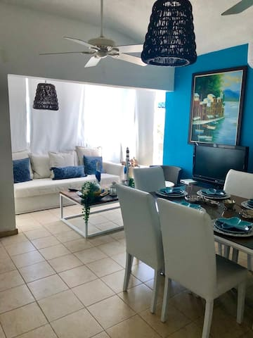 Three bedroom apartment in Juan Dolio