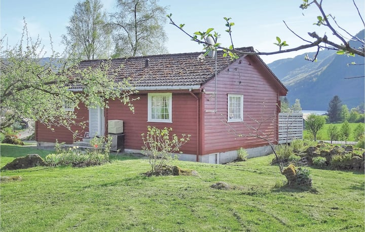 Awesome home in Hovsherad with 2 Bedrooms