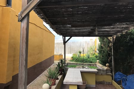 CASA DE CAMPO CON PISCINA YBARBACOA - Crevillent