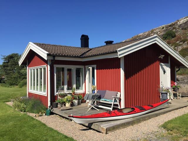 Skrivarstuga i Bohuslän