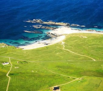 Stunning croft-house, Isle of Tiree