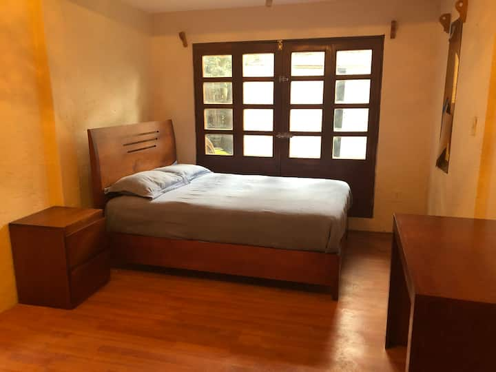 Renta habitación zona hospitales Tlalpan (hombres)